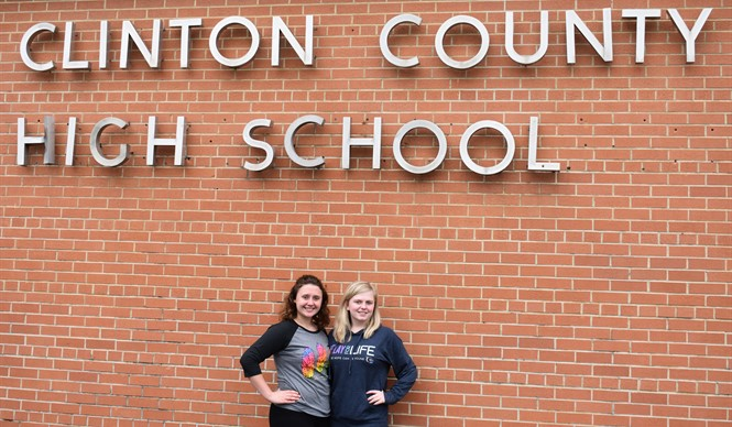 CCHS juniors Abby Turner and Rachel Sawyers were selected to participate in the annual South Kentucky RECC Washington, D.C. Youth Tour.