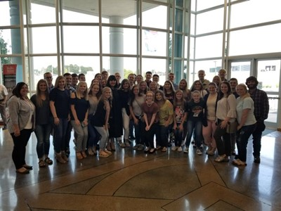 Members of the CCHS History Club and students in the AP U.S. History class visited the Center for Rural Development on September 19th to witness the Kentucky Supreme Court hearing oral arguments.