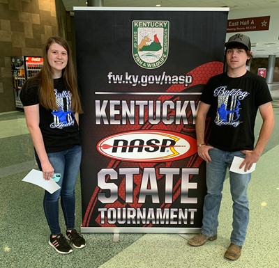 Congratulations to CCHS archers Christin Shelton and Ethan Shelton on representing Clinton County at the Kentucky NASP State Tournament in Louisville, Kentucky.