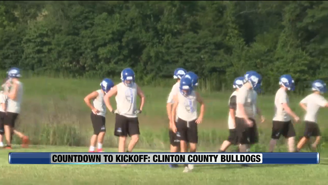Check this out! The Bulldogs were featured on Countdown to Kickoff on WBKO Sports!!!