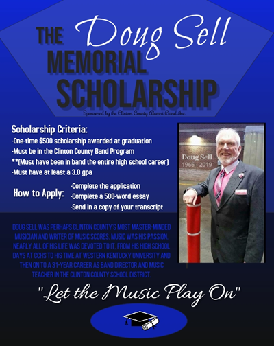 Doug Sell Memorial Scholarship