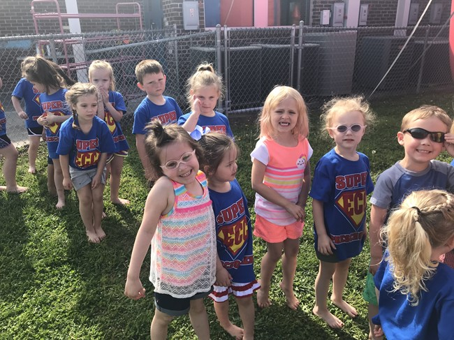 Preschool Fun Day Clinton County Schools