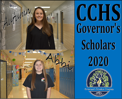 Governors Scholars 2020