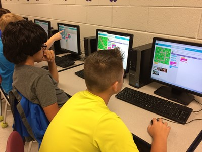 Twenty-five students participated in Rural Up! Code Academy Summer Camp at Clinton County Middle School on June 5th - 8th.