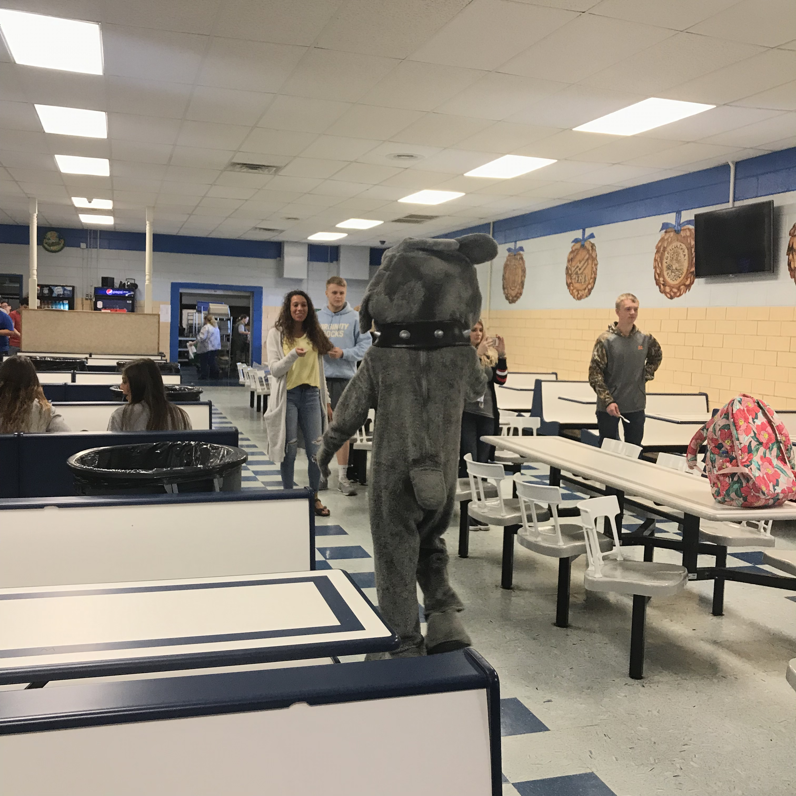 The CCHS Literacy Design Collaborative Team partnered with 21st Century to host some break time games during Read Across America Spirit Week at CCHS!