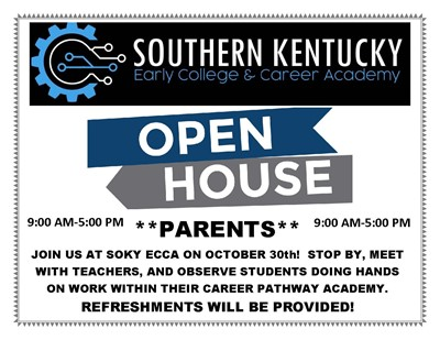 Open House 10.19