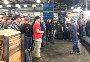 Southern Kentucky Early College and Career Academy (SOKY ECCA) students recently had the opportunity to visit Tarter Farm & Ranch Equipment.