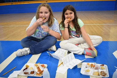 The 7th annual Clinton County Schools Taste Testing was held at Clinton County High School on April 9th.