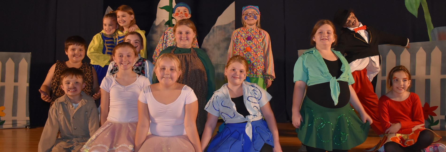 Missoula Children's Theatre (MCT) and more than 50 local students brought Jack and the Beanstalk to the stage.