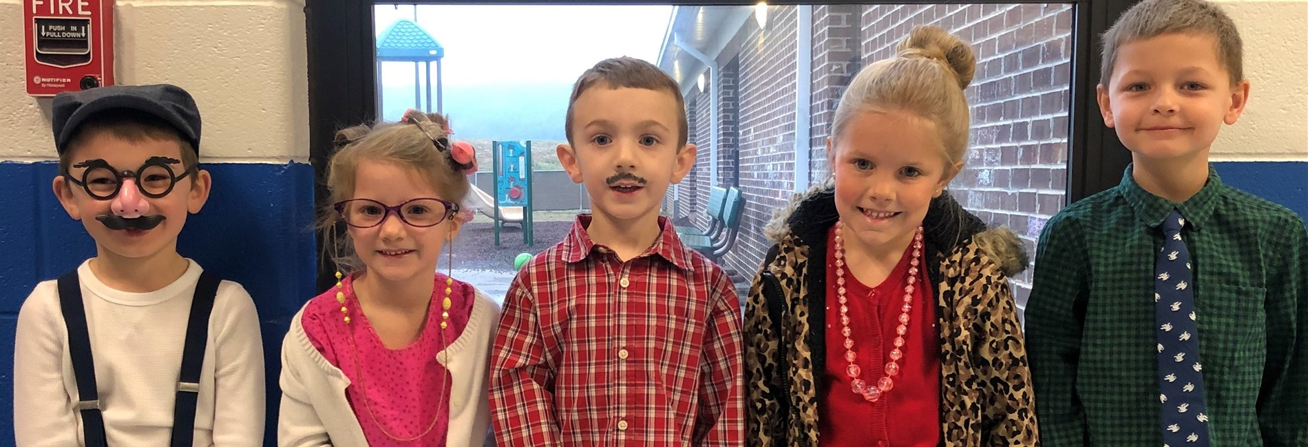 ECC students are 100 days smarter!