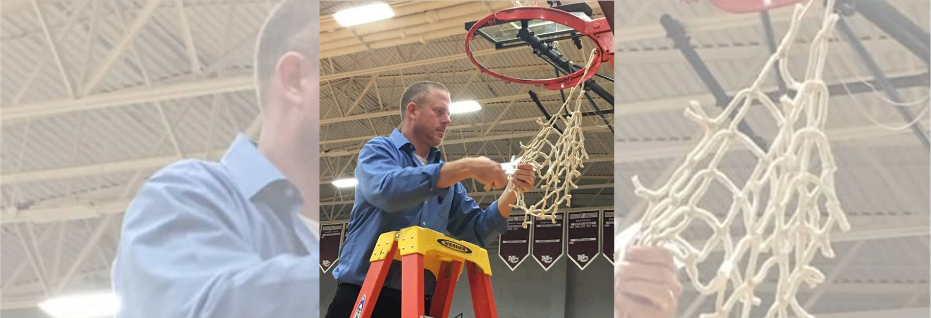 Congratulations to Coach Todd Messer - the all-time winningest boys basketball coach at Clinton County High School!