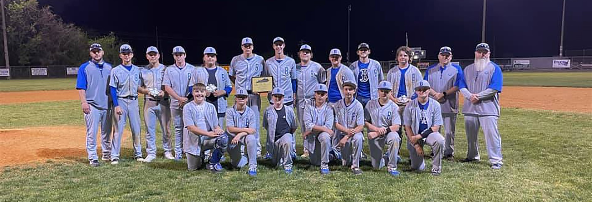 Congratulations to the CCHS Baseball Team - 4th Region All A Champs!