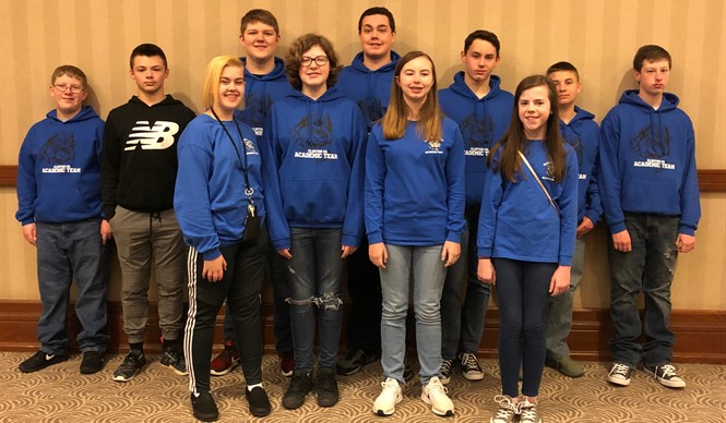 The Clinton County Middle School had a successful run at the KAAC Governor's Cup State Tournament.