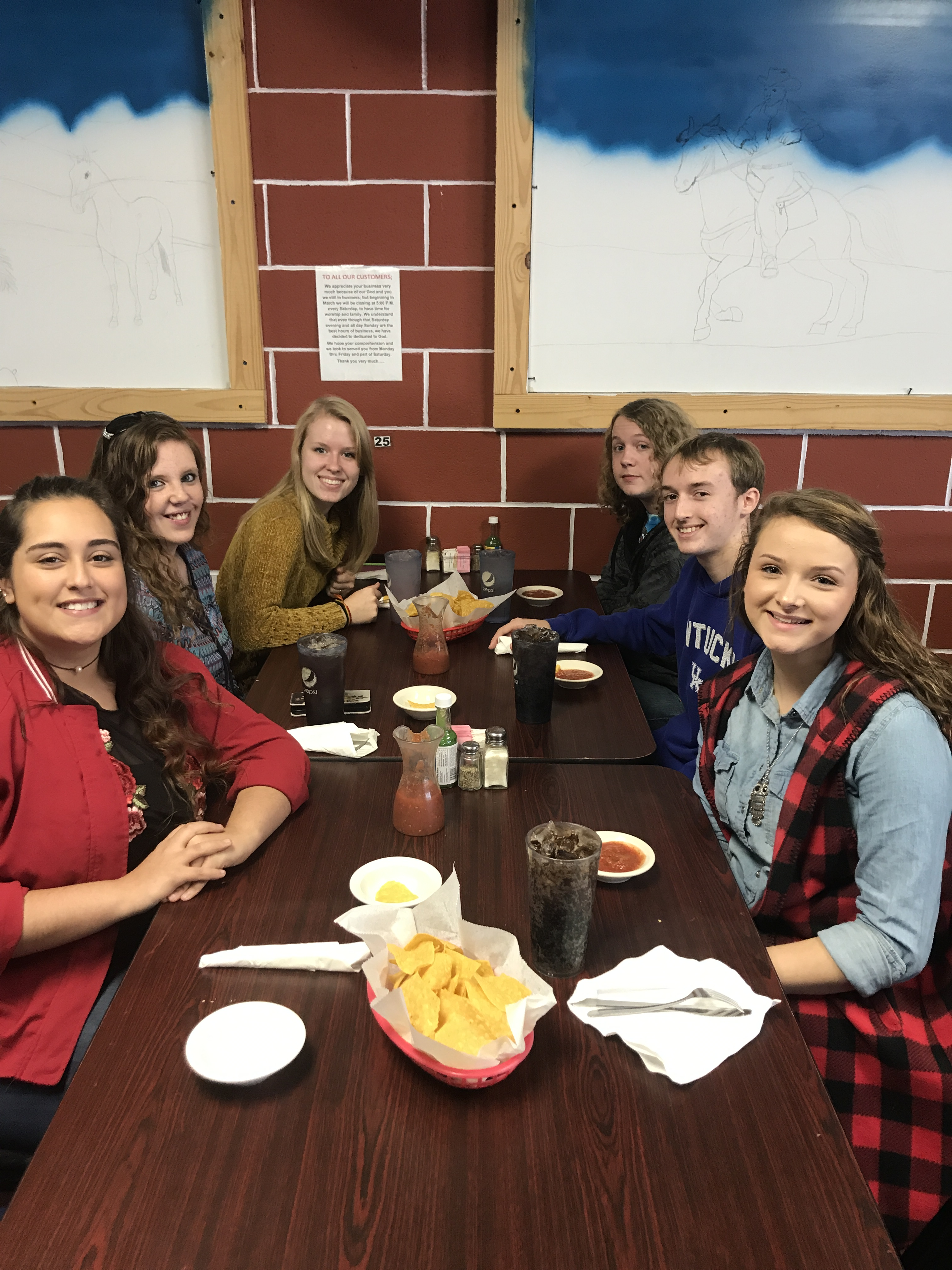 A College and Career Ready luncheon was held on November 21st to recognize students who have attained the level of college and career readiness as reflected in their ACT scores, Compass scores, or vocational studies exams.