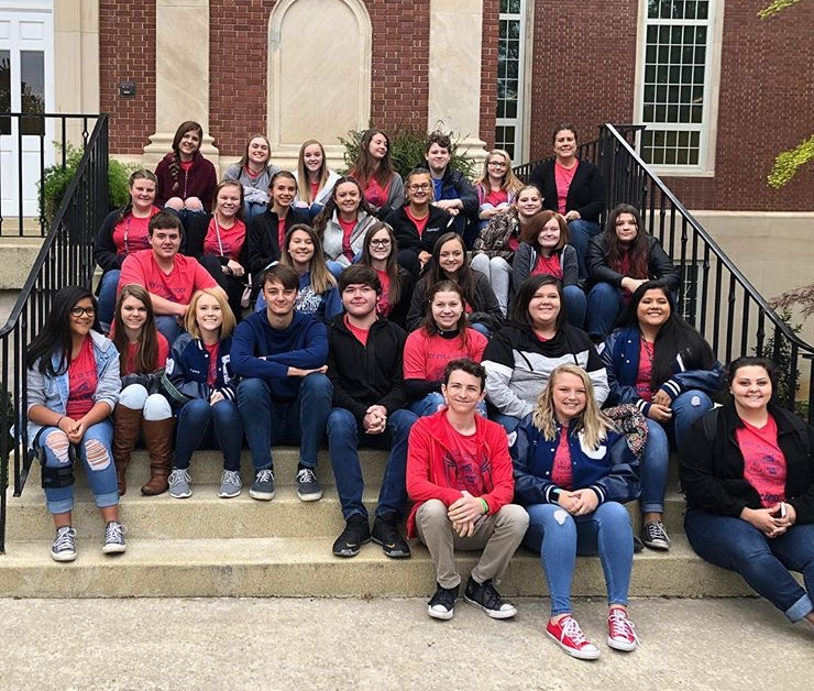 Thirty FBLA members attended the Fall Field Trip to Tennessee Tech University, Cookeville Escape, and Cream City Ice Cream on Thursday, October 25th.