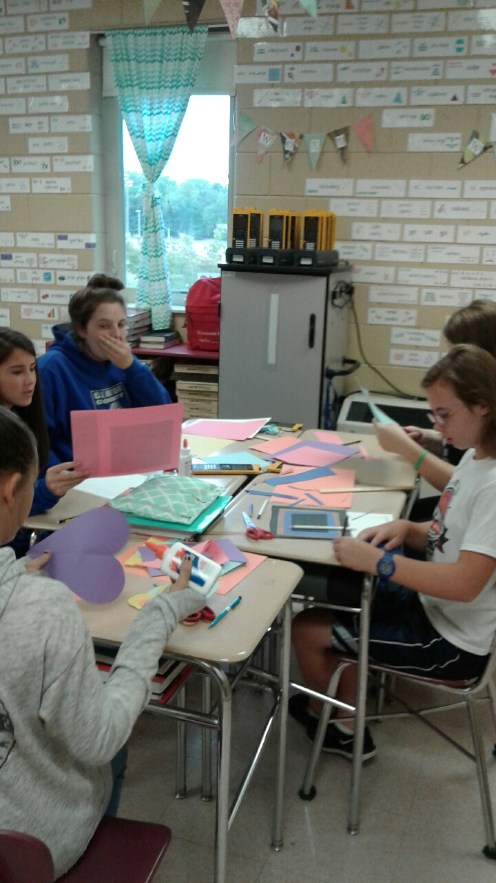 "In seventh grade science, Ms. Erin Casada has been teaching her students how to examine problems, set goals, and discover ways to solve problems on their own in her ""flipped"" classroom."