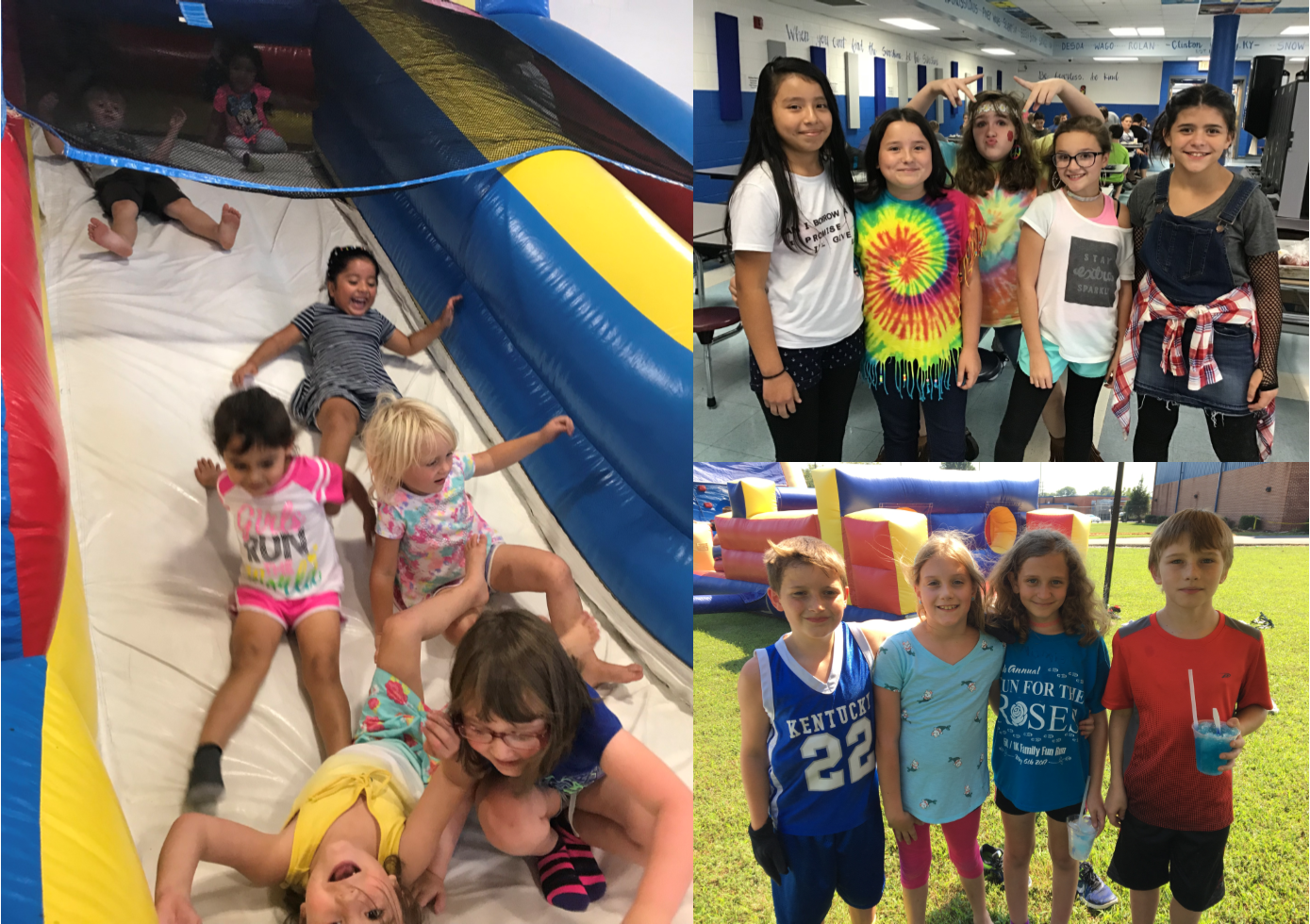Thursday, September 20th was High Attendance Day in Kentucky Schools.  Clinton County students celebrated with lots of fun activities!