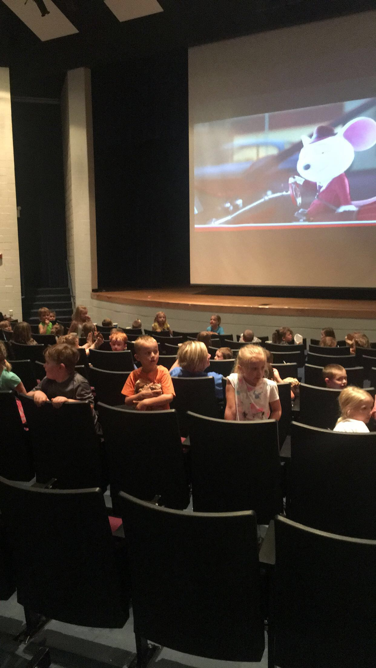 Along with schools across the state, Clinton County Schools celebrated High Attendance Day on Wednesday, September 20, 2017.
