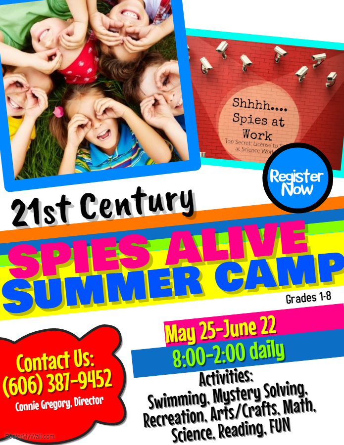 Join Us for 21st Century Summer Camp!