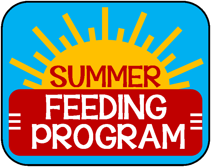 The Summer Feeding Program will begin on Friday, May 26th and will provide meals at several locations throughout the county until July 21st.
