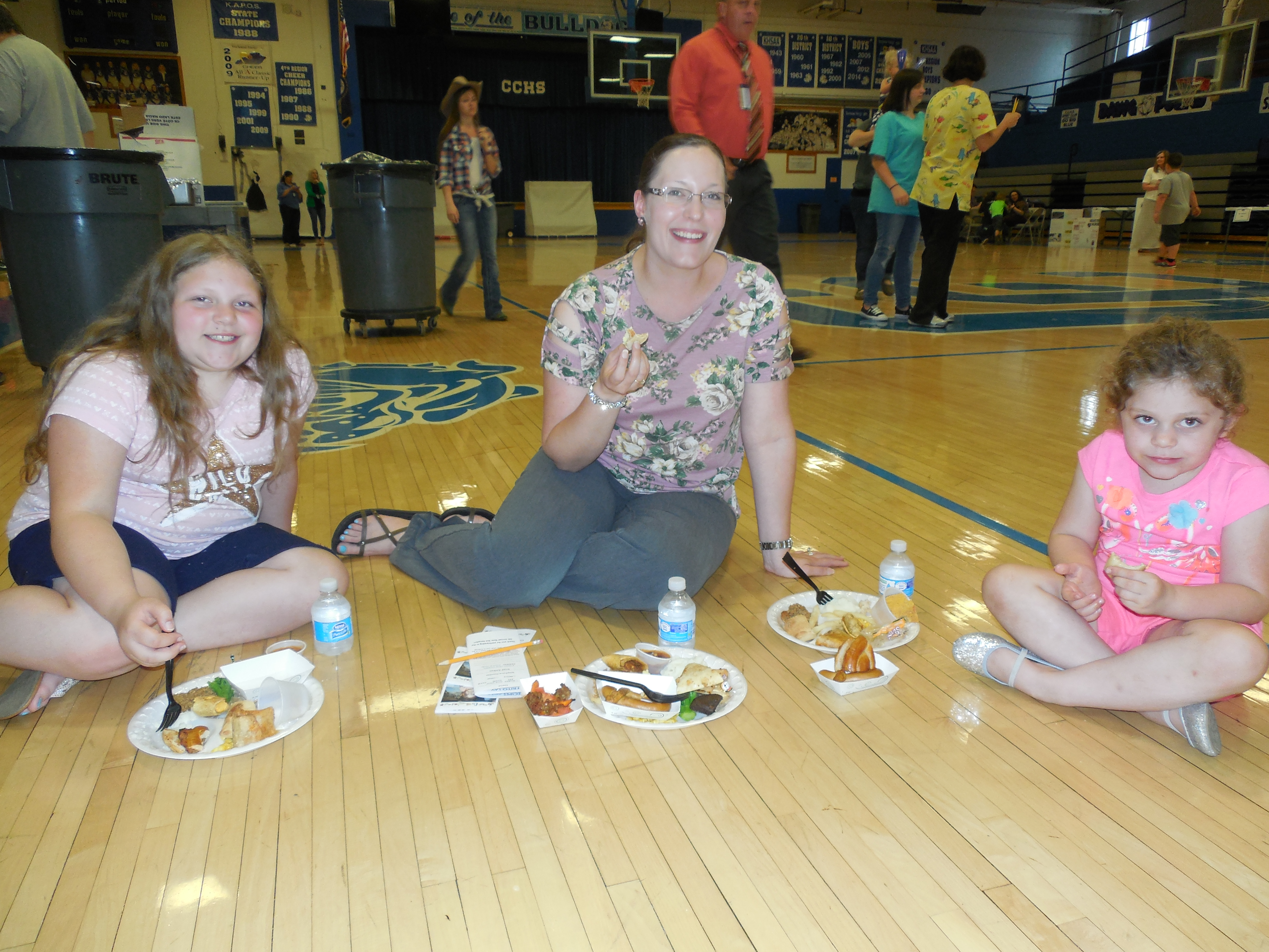 The 5th annual Clinton County Schools Taste Test Sampler was held at Clinton County High School on April 18th.  You voted!  Check out the results!