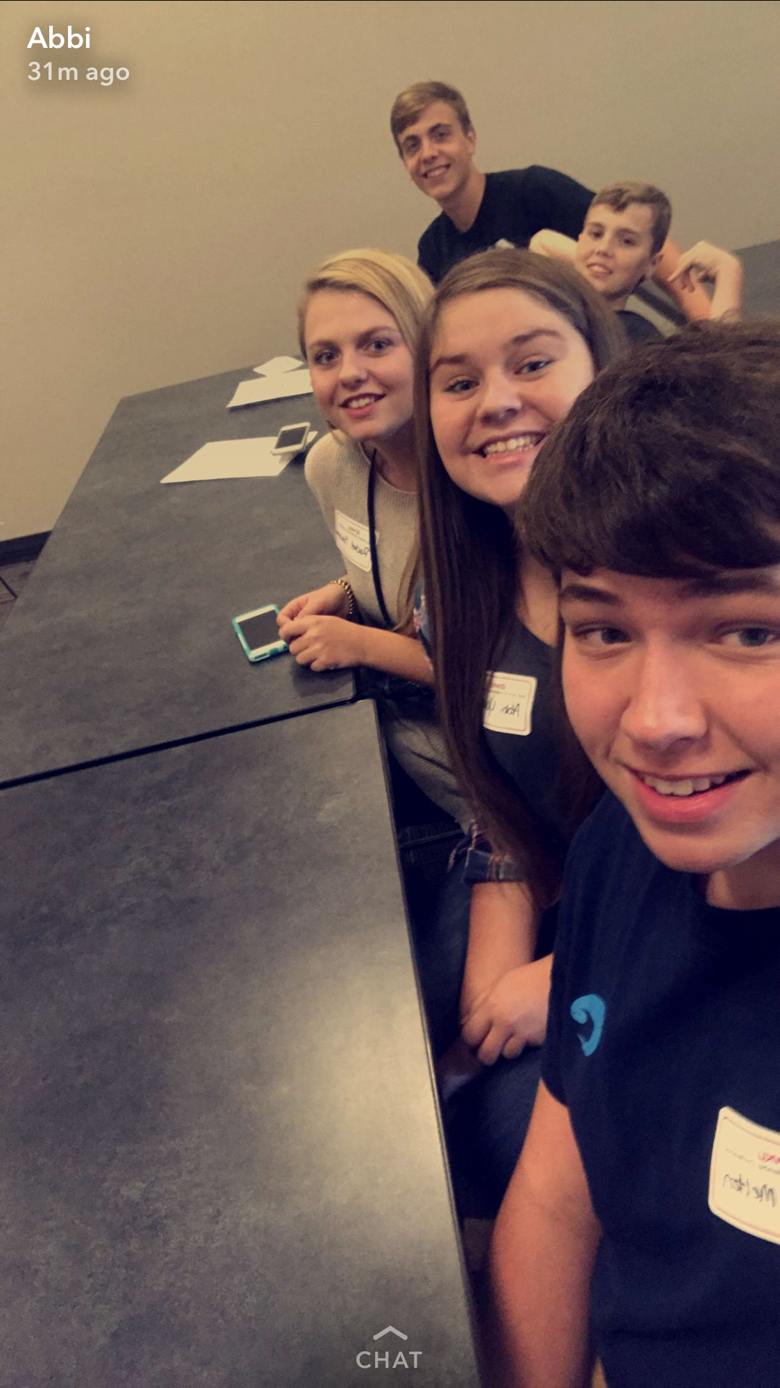 On Friday, September 15th, twenty-seven CCHS students participated in the High School Leadership Conference at Western Kentucky University.
